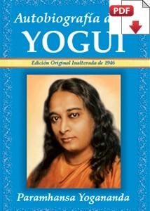 Autobiografía de un Yogui - edición original, 1946