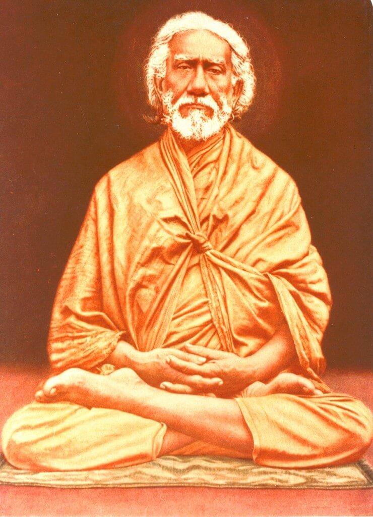 Swami Shriyukteshwar Guro de Yogananda y Hariharananda