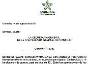 Contraloría General Medellin