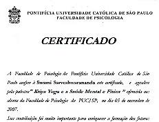 Facultad de Psicología Universidad Católica