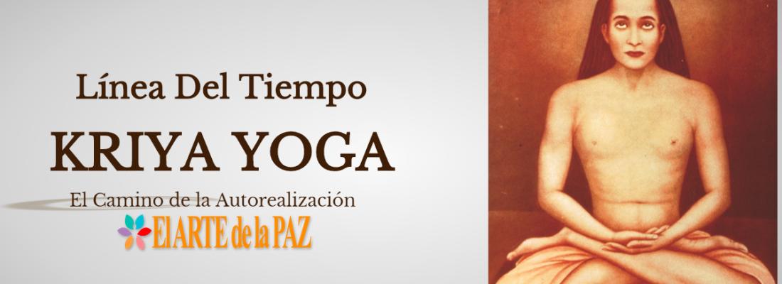 linea-del-tiempo-kriya-yoga