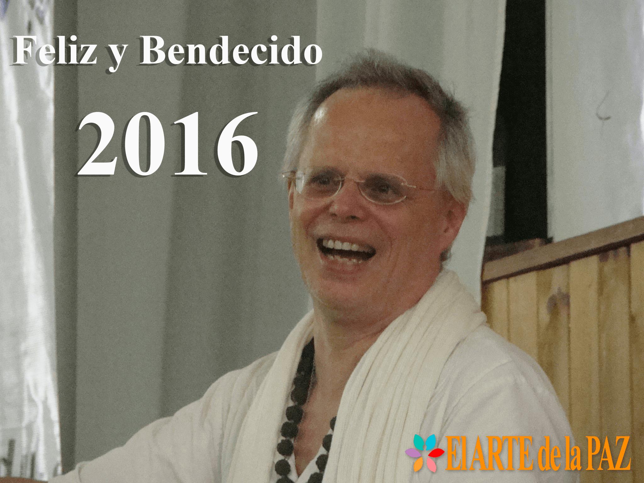 Mensaje de Año Nuevo 2016 por Yogi Sarveshwarananda Giri