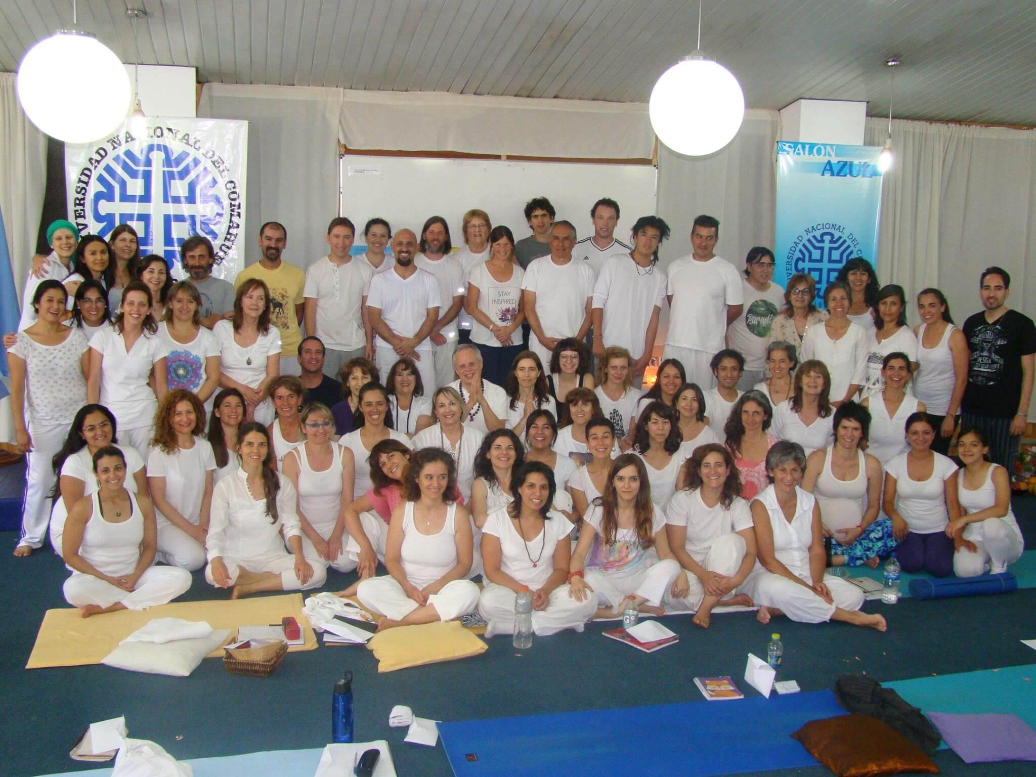 Iniciación Kriya Yoga en Neuquén Argentina