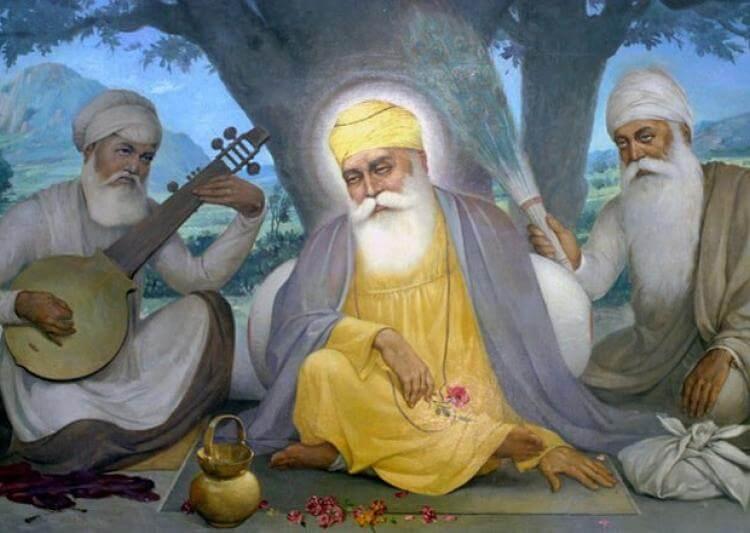 Guru Nanak y Neem Karoli Baba