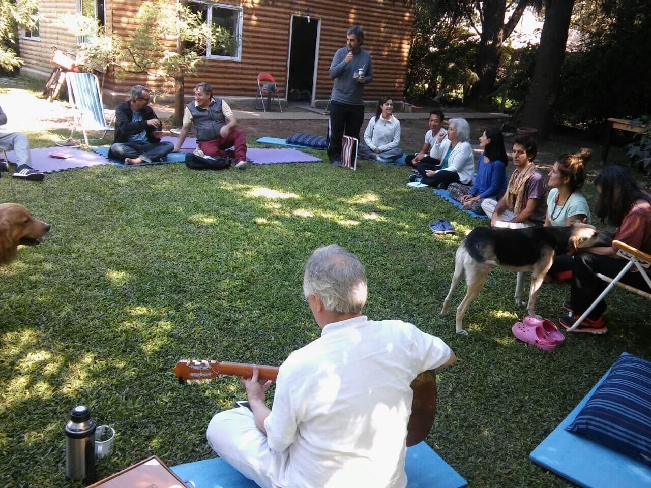 Como yo entre en el camino de Kriya Yoga