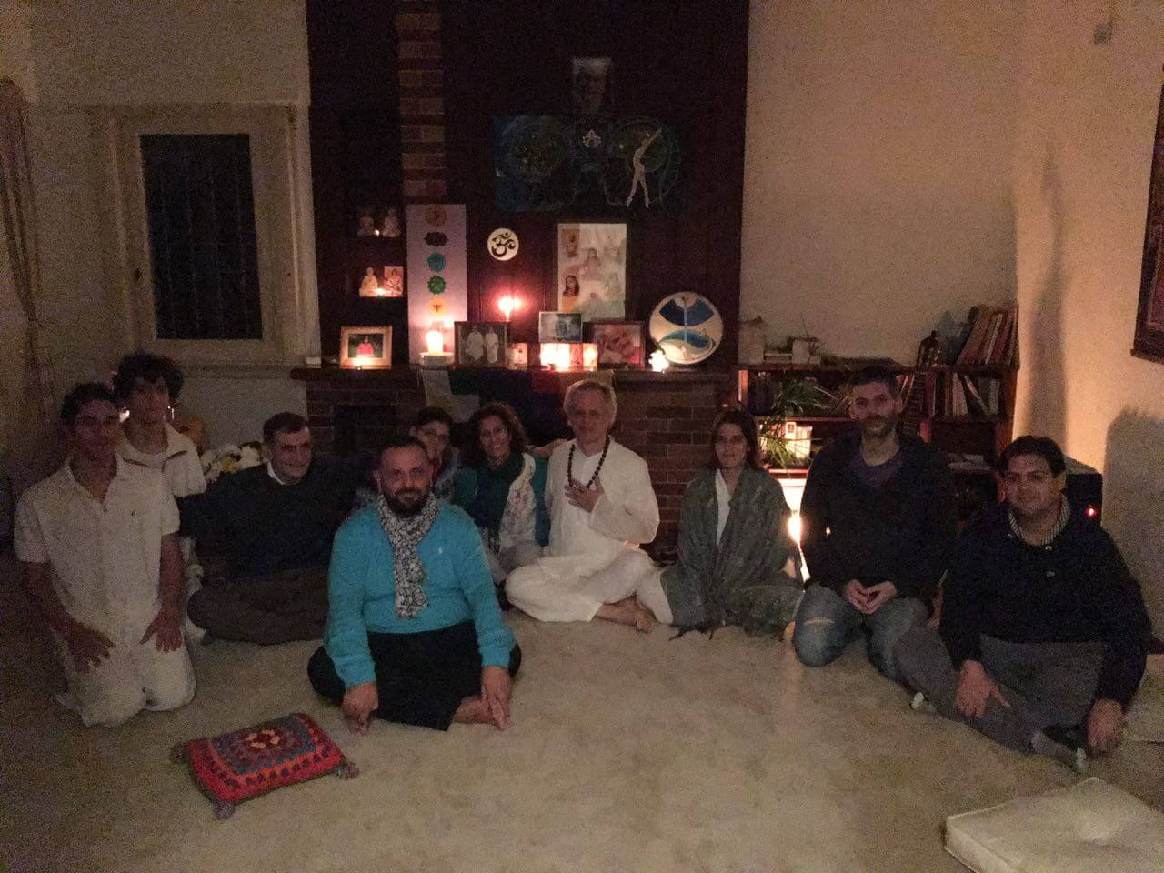 El Gita Dhyanam y la Meditación de los Chakras