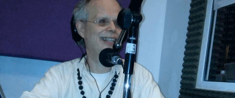 Yogiji entrevista Radio Cultura