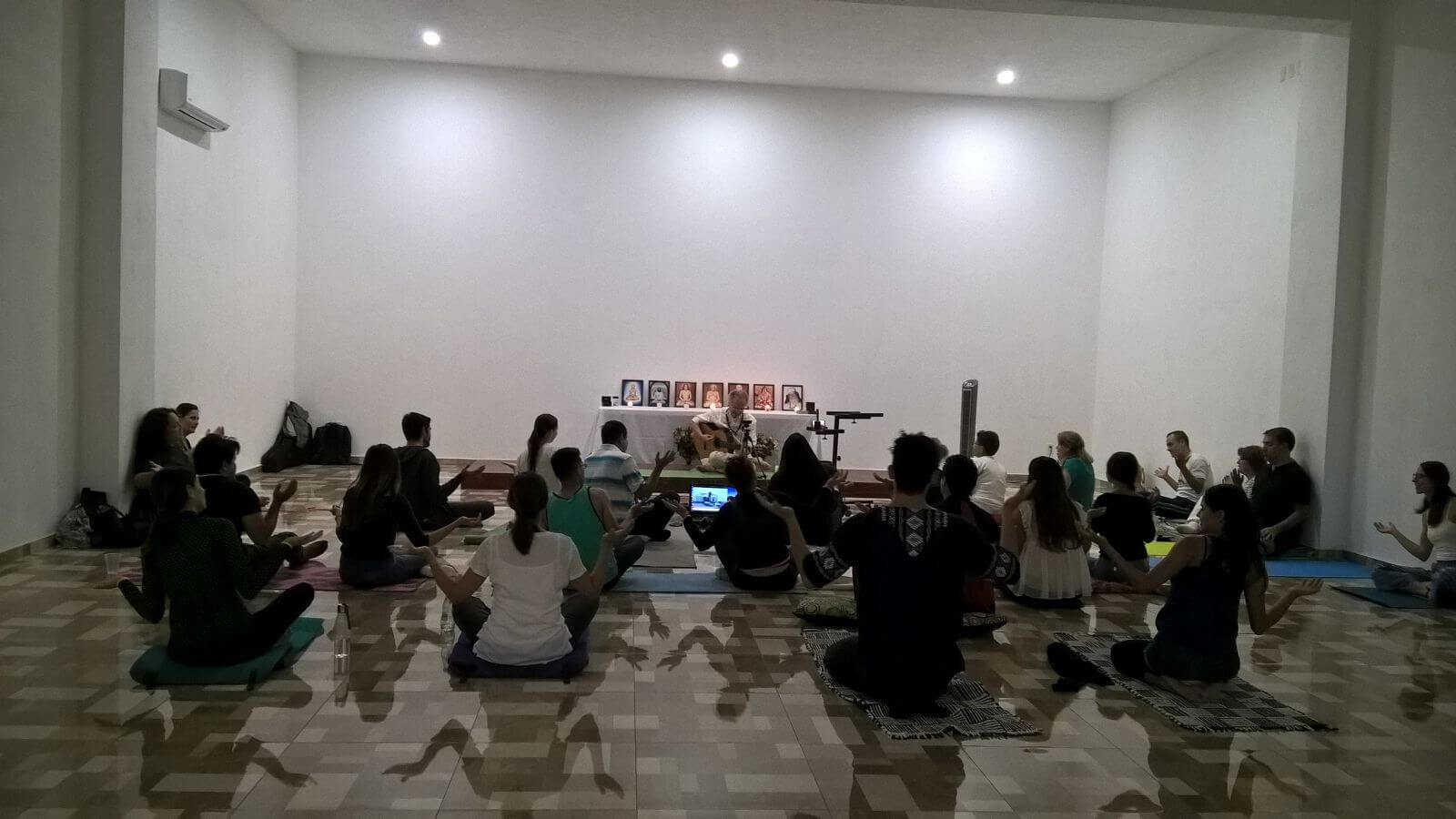 Nueva meditación guiada de los chakras