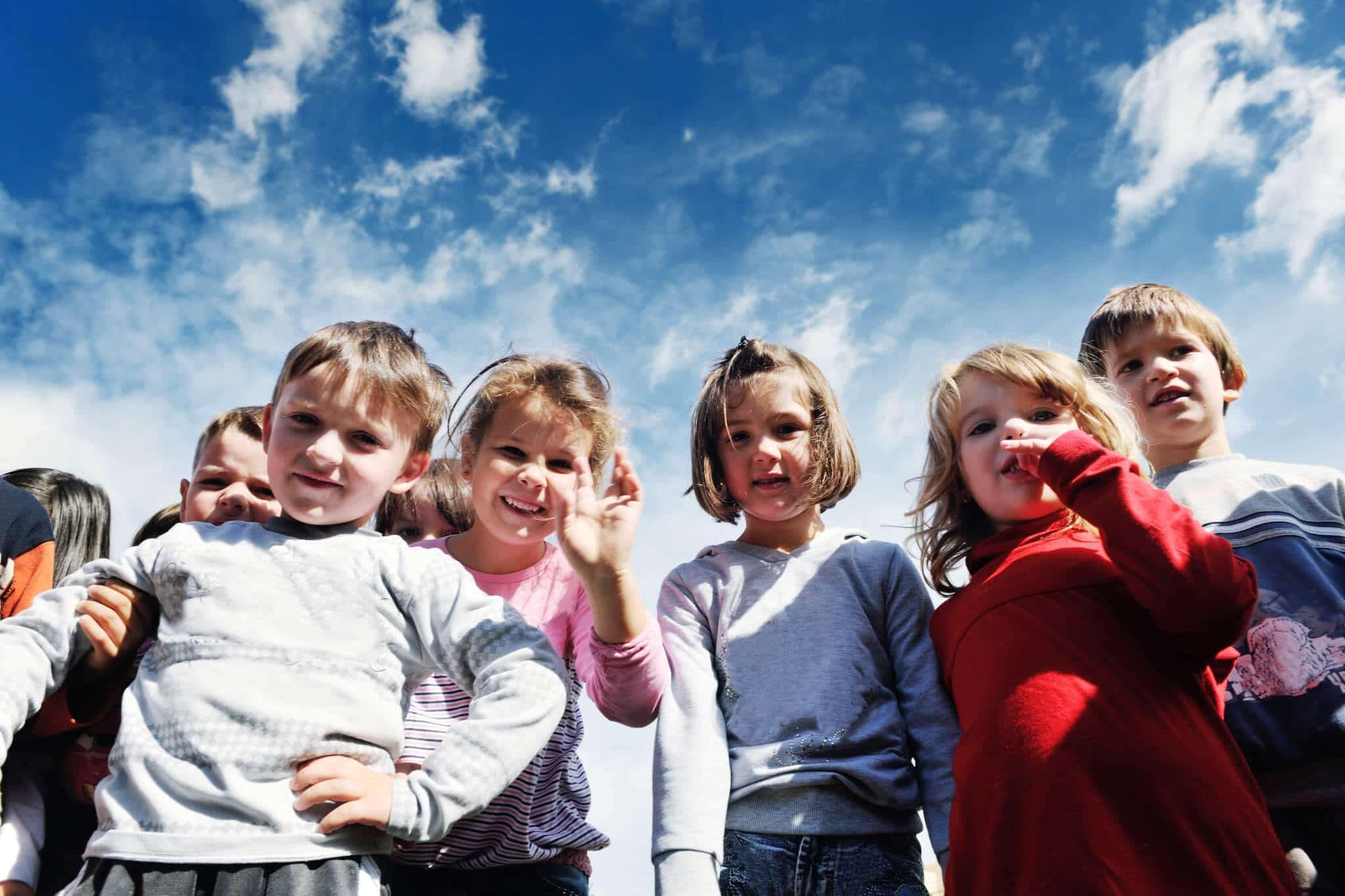 Cantos espirituales para niños