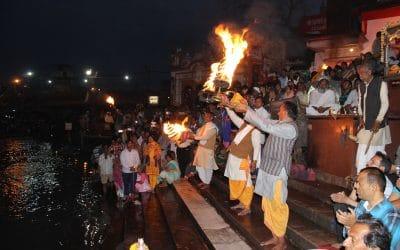 El poder del satsang y la vida espiritual en Haridwar, India