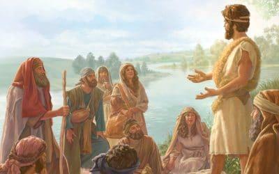 Las enseñanzas de Jesús y Juan el Bautista