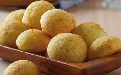 «Transforma tu casa en ashram» – Receta 4: Pancitos de queso 🧀 sin gluten