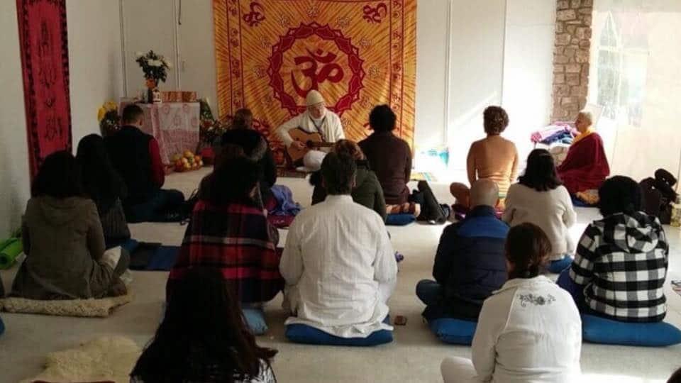Iniciación Kriya Yoga en México Agosto 2016