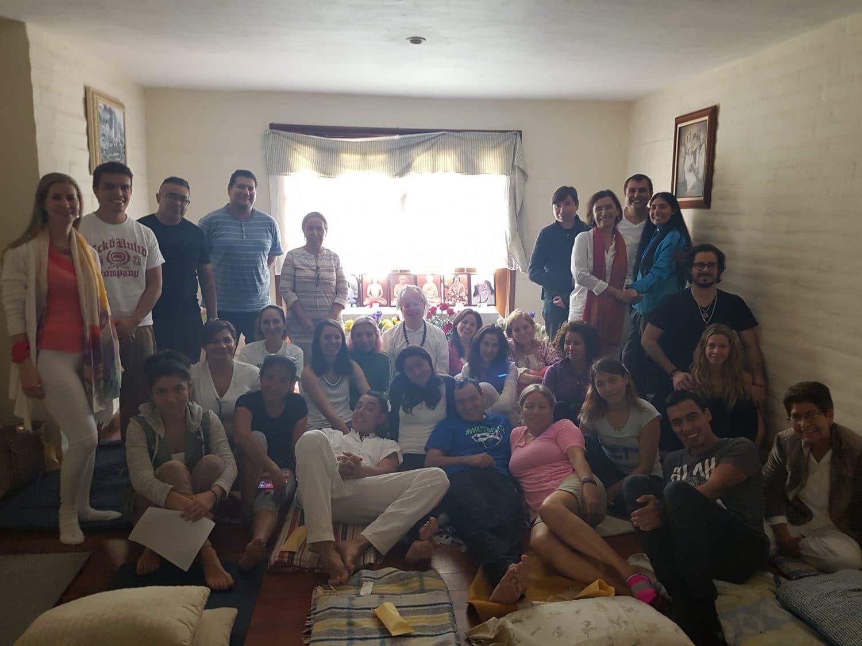 Iniciación Kriya Yoga en México Guadalajara Agosto 2016